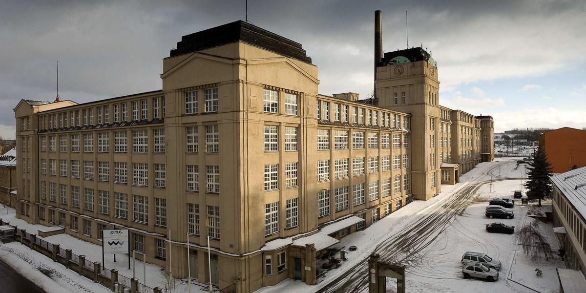 East German Factory