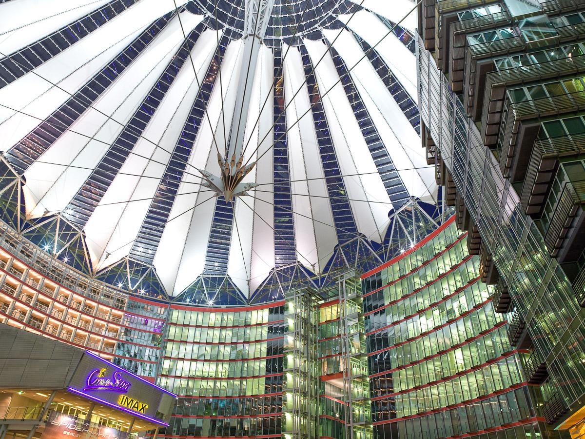 Sony Centre Berlin