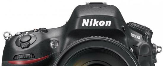 Nikon D800 on order