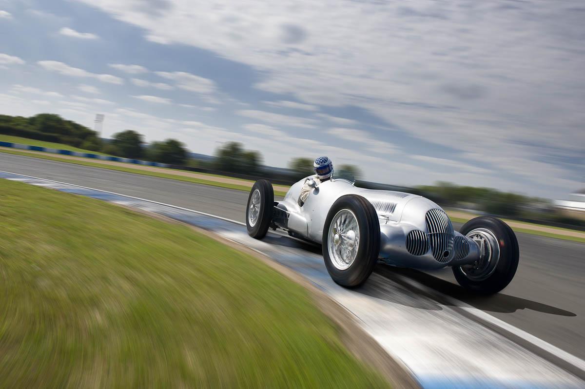 Mercedes GP Car