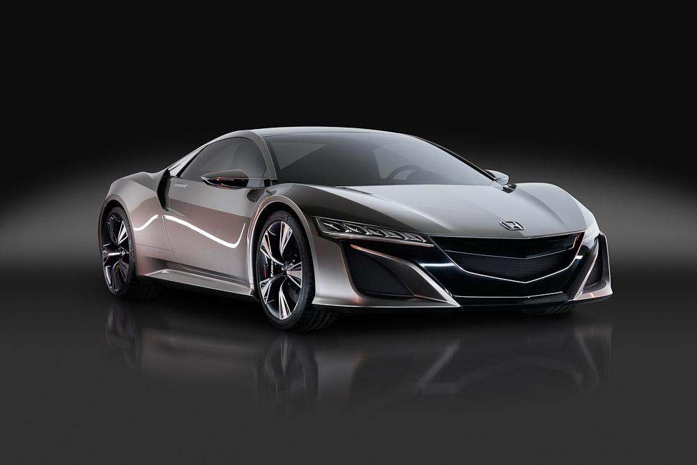 Honda NSX Prototype