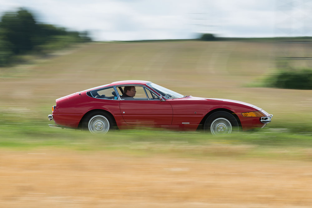 Ferrari Daytona in France