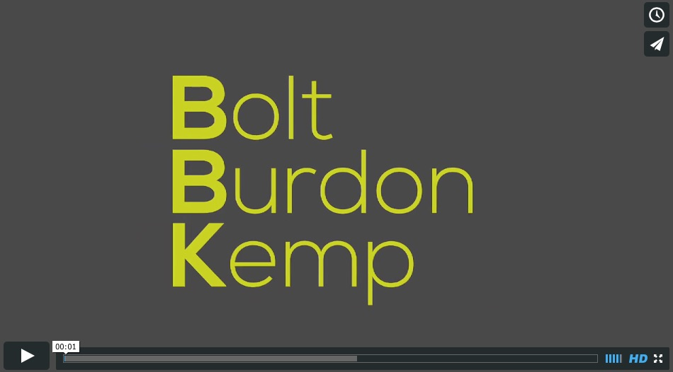 Bolt Burden Kemp Company Profile