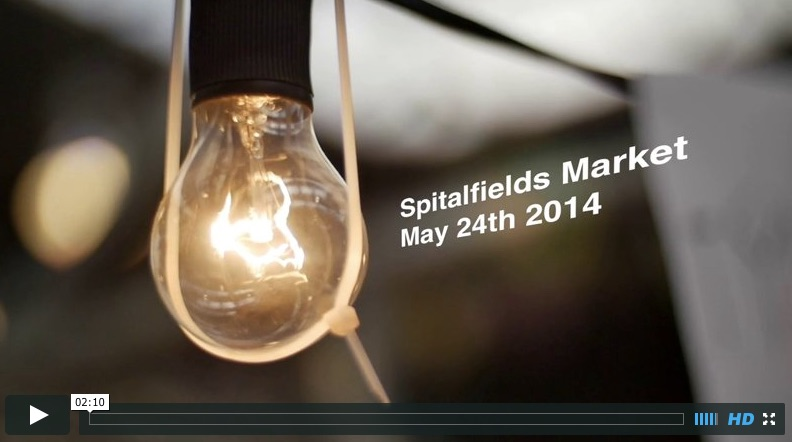 Candi Alumni Spitalfields