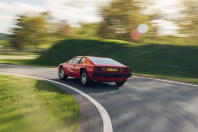 Lotus Esprit First and Last