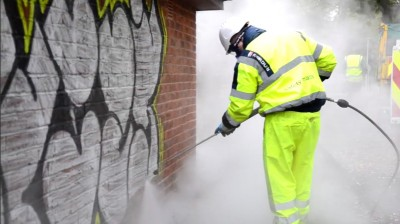 3M Graffiti Removal