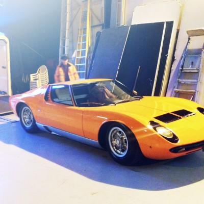 Italian Job Lamborghini Miura for Octane