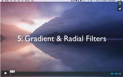 Lightroom Tutorial 5: Gradient & Radial Filters
