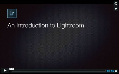 Lightroom Tutorial 1: Introduction