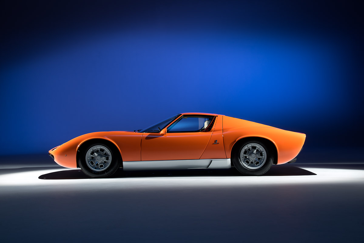 Octane Magazine Miura profile as shot