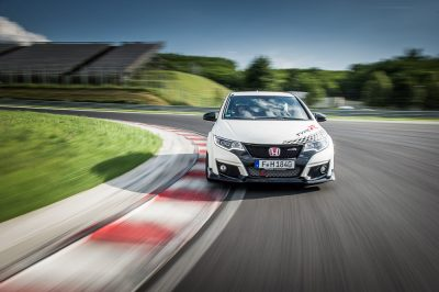 Honda Civic Type-R Hungaroring