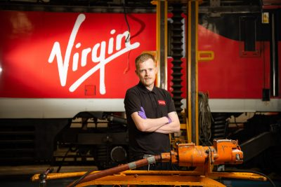 Virgin Trains Depot