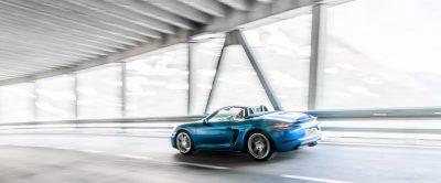 Porsche Boxster, Austria